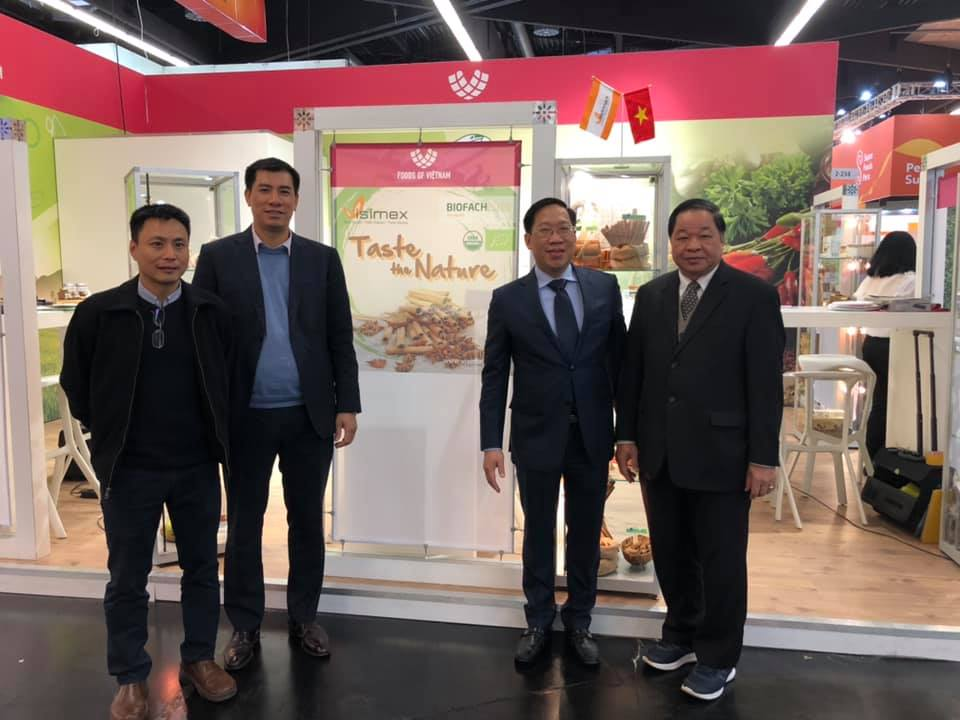 """VISIMEX JOIN """"THE WORLD'S LARGEST FOOD & BEVERAGES TRADE SHOW"""