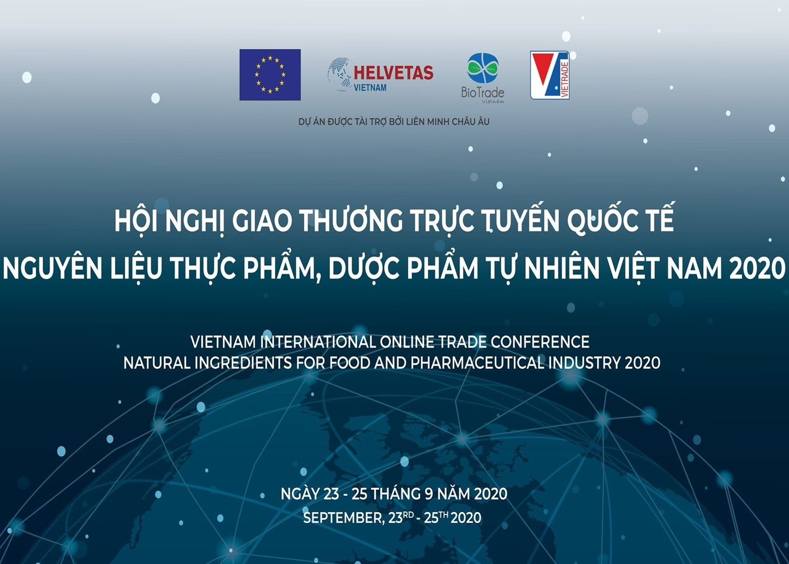 Visimex joins Vietnam International Business Networking webinar on natural ingredients for food & pharmaceutical industry 2020