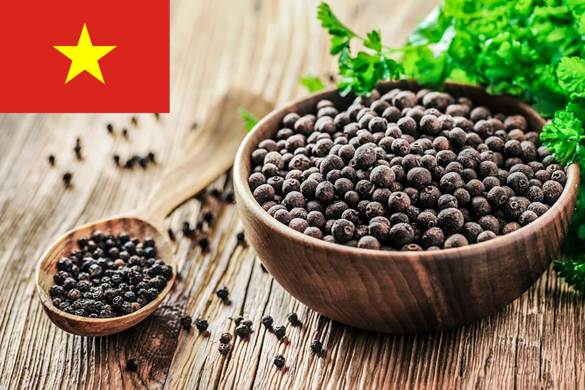 Pepper price can reach VND 90,000/kg by the end of the year